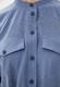 Сукня реглан блакитна