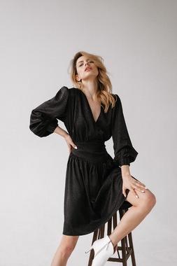 Сукня кокетка шовк