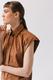 Блуза кемел з підплічниками