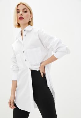 Блуза (сорочка) класична біла